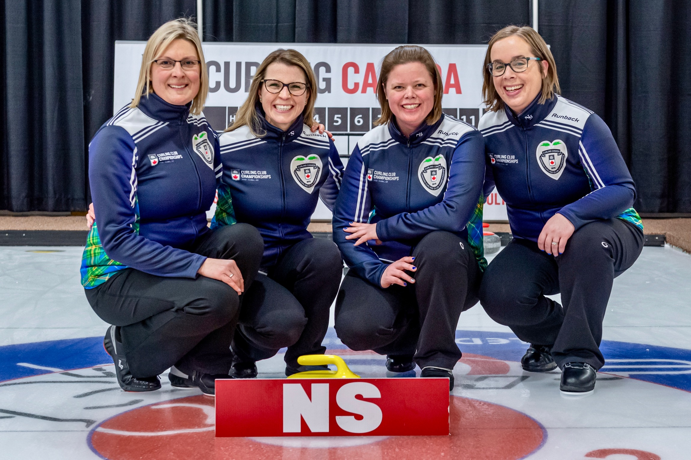 Phillips 2019 Curl Club Champs NS