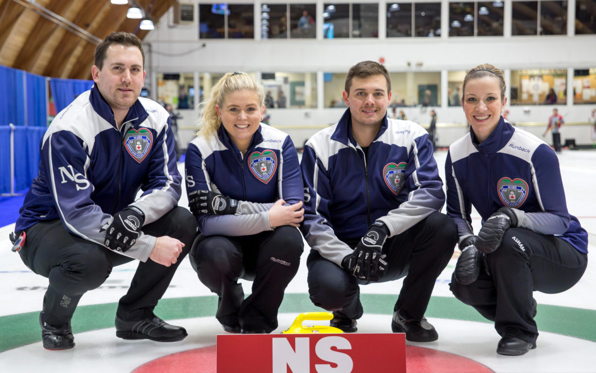 TeamNovaScotiaMixedNationals2018
